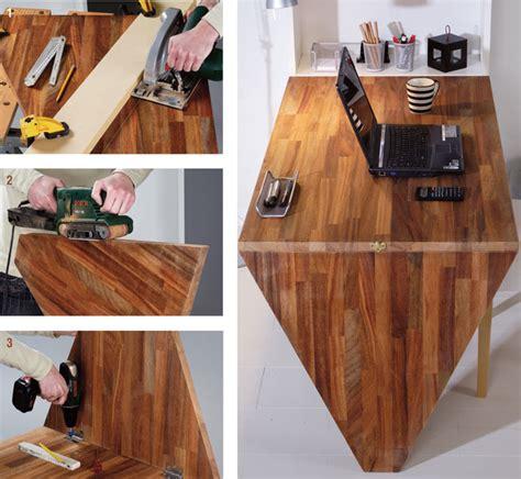 costruire scrivania fai da te come costruire una scrivania da parete bricoportale fai