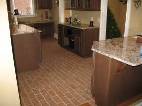 Tiled Kitchen Floors Kitchens Inglenook Brick Tiles Thin Brick Flooring Brick Pavers Ceramic Brick Tiles Brick
