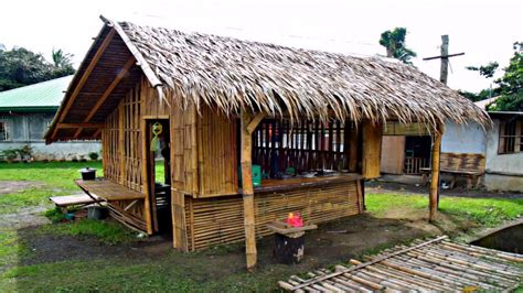 nipa houses design nipa hut house design in the philippines youtube