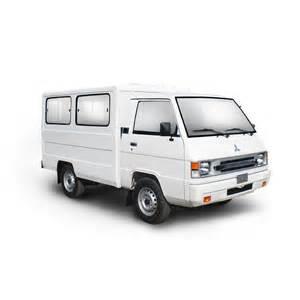 Mitsubishi L 300 Mitsubishi L300 Deluxe Exceed Centro Manufacturing