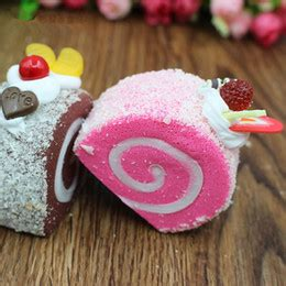 Squishy Fruit Roll Cake discount squishy roll cake roll squishy 2019 on sale at