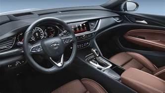 Opel Insignia Dashboard Dimensioni Opel Insignia Grand Sport 2017 Bagagliaio E