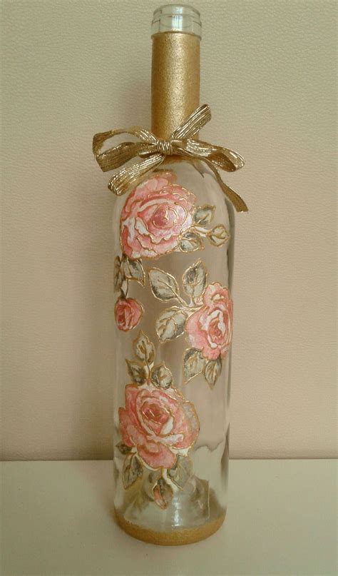 Decoupage Wine Bottles - image result for how to fabric decoupage wine bottle