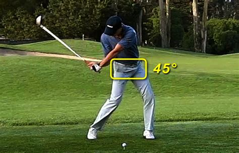How To Keep Your Head Behind The Ball During Golf Swing