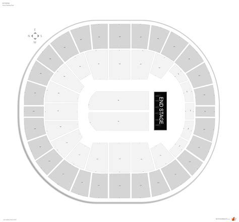 key arena floor plan keyarena concert seating guide rateyourseats com