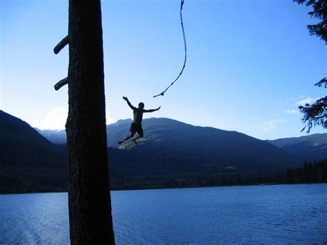 rope swing bucketlist 187 rope swing into water official list