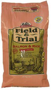 skinners and ready reviews skinners field and trial salmon and rice mix 15 kg