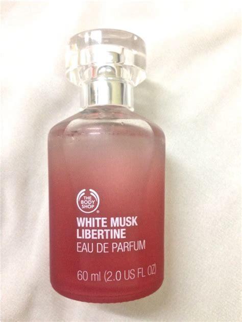 Parfum Shop Review white musk libertine eau de parfum models picture