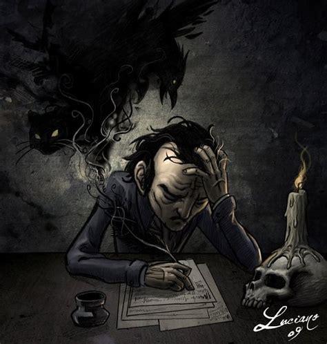 imagenes del libro narraciones extraordinarias entre libros y mundos el gato negro de edgar allan poe