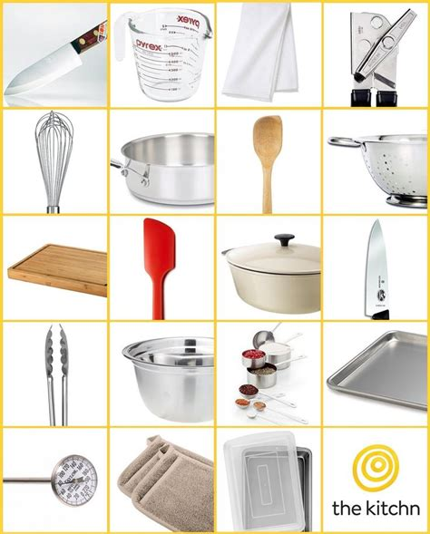 ever yours the essential 0300209479 best 20 kitchen essentials list ideas on