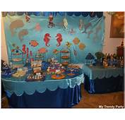 FIESTA DE CARNAVAL BAJO EL MAR  My Trendy Party