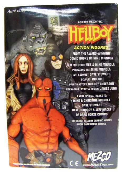 Hellboy 18 Inch Mezco hellboy mike mignola s comics mezco 18 inch hellboy