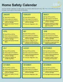 home safety calendar rock energy cooperative