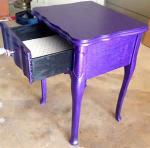 Glitter Vanity Chair Purple Furniture Laurenkellydesigns