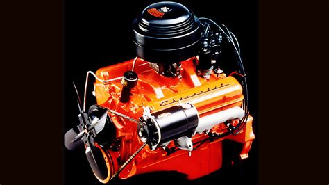 Strongest V8 Engine by History Gm S Small Block V8 Celebrates 60th Anniversary