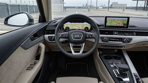 Audi A4 Allroad Interior by Audi A4 Allroad 2016 Informaci 243 N General Km77