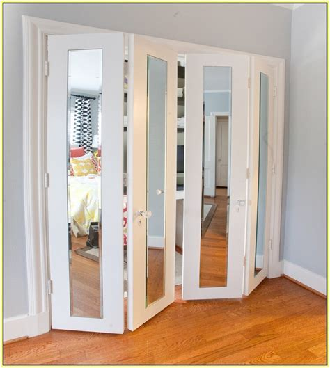 Accordion Closet Doors Home Depot   Home Design Ideas