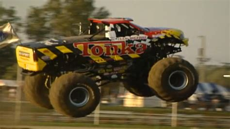 watch monster truck videos watch monster trucks full episode modern marvels history