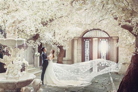 Wedding Photography Studio by Korean Studio Pre Wedding Photography 2016