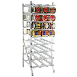 Shop The Rack Lakeside 331 Aluminum Stationary 10 Can Rack Size
