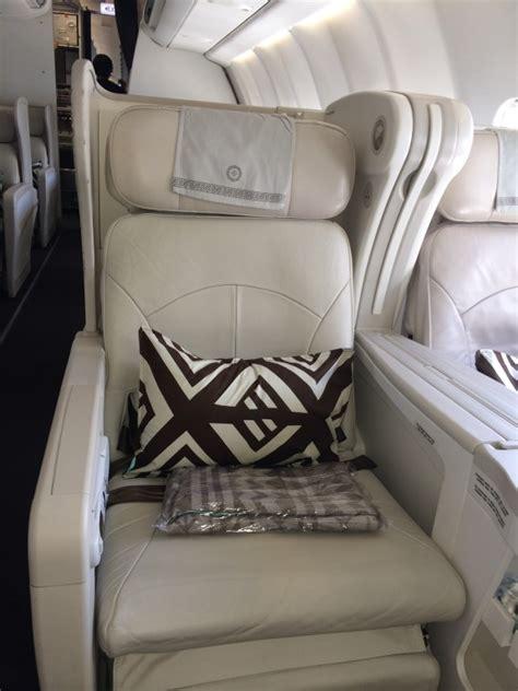 fiji airways seat selection review of fiji airways flight fj 910 sydney nadi in