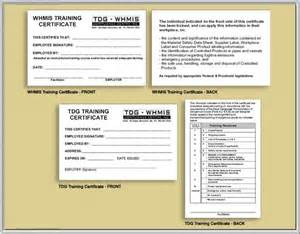 forklift certification wallet card template pictures to