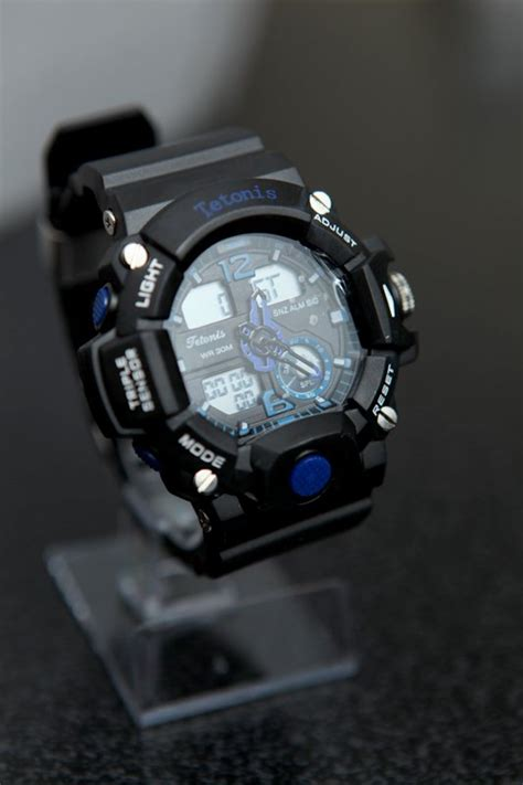 buy clearance sale jam tangan sport tetonis original 4 type deals for only rp 125 000 instead