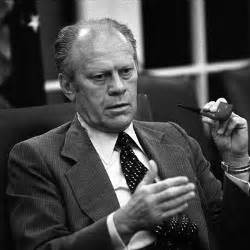 serene musings 10 facts about gerald ford