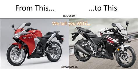 hero cbr new model honda not launching new cbr250r or cbr300r in india reason