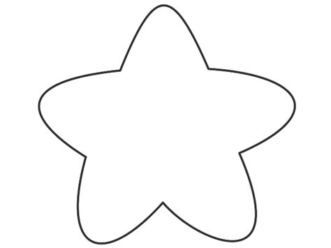 Outline Clipart by Starfish Outline Cliparts Co