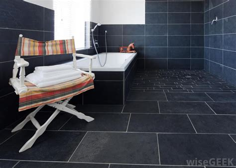 Different Types Of Flooring For Bathrooms by What Are The Different Types Of Bathroom Tile For Flooring