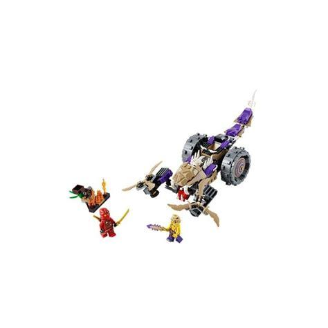 Lego 70745 Anacondrai Crusher lego ninjago 70745 anacondrai crusher hellotoys net