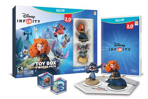 how to buy disney infinity stich and merida in the other way to buy disney