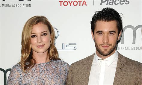 Josh Opens Up About by Co Emily Vanc And Josh Bowman Celebrate