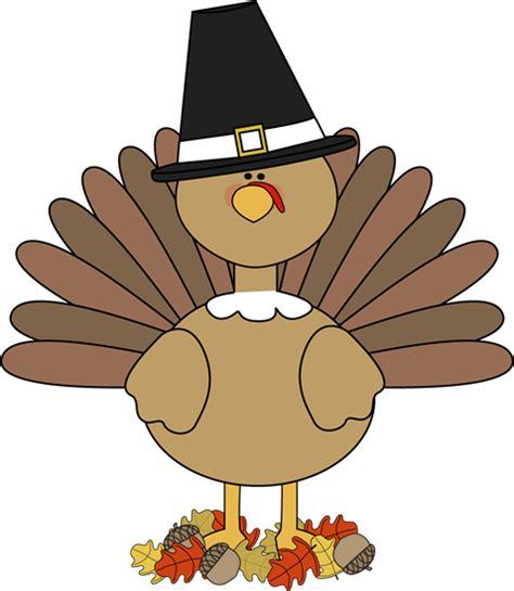 Free Turkey Clipart turkey pilgrim and autumn leaves clip turkey pilgrim