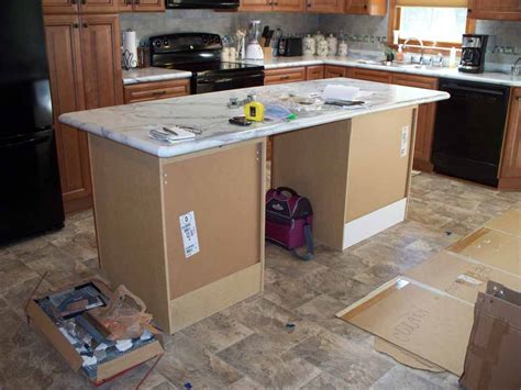 kitchen island construction kitchen island quality first construction services llc