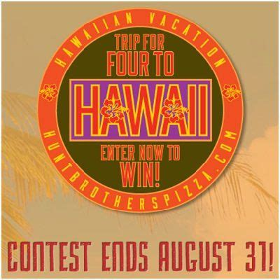 International Vacation Sweepstakes - hawaii sweepstakes free chances to win a hawaiian trip autos post
