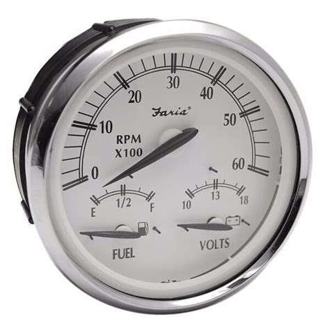 yamaha boat gauges for sale faria gtc023b newport series inboard boat multi function