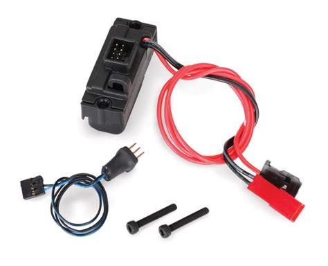 led len komplett led lightbar kit with power supply trx 4