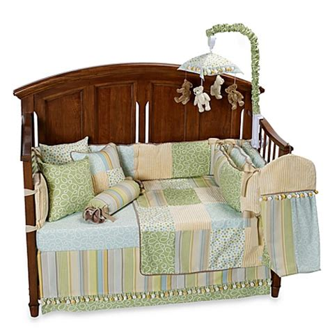 glenna jean crib bedding glenna jean finley crib bedding accessories bed bath