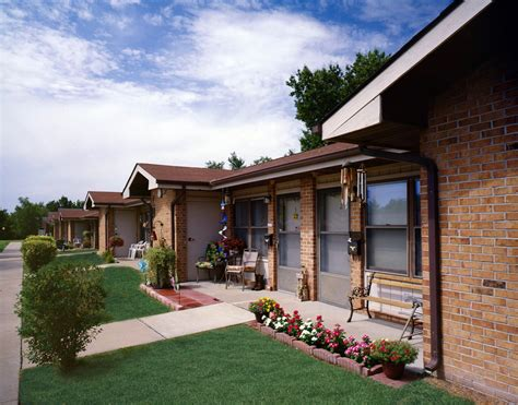 senior appartments hamilton properties corporation osawatomie senior apartments