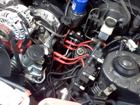 Service Manual 1992 Mazda Rx 7 Alternator Removal 1st