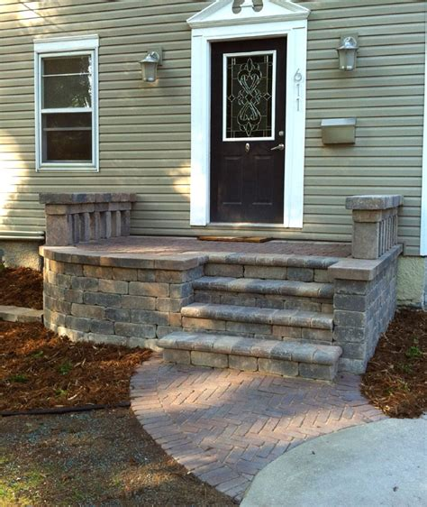 Wooden Front Stairs Design Ideas Wooden Front Porch Step Designs Studio Design Gallery Best Design