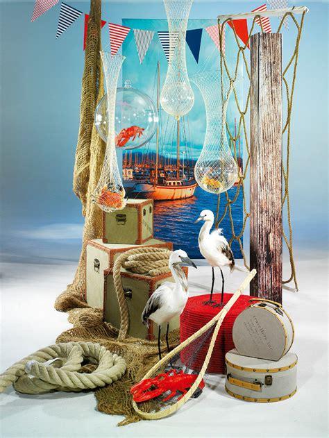 dekoration maritim maritime deko ideen wie gef 228 hrliche haideko f 252 r seehotels