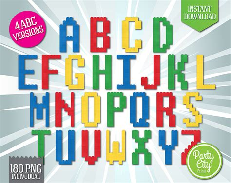 free lego printable letters 9 best images of printable lego letters printable happy