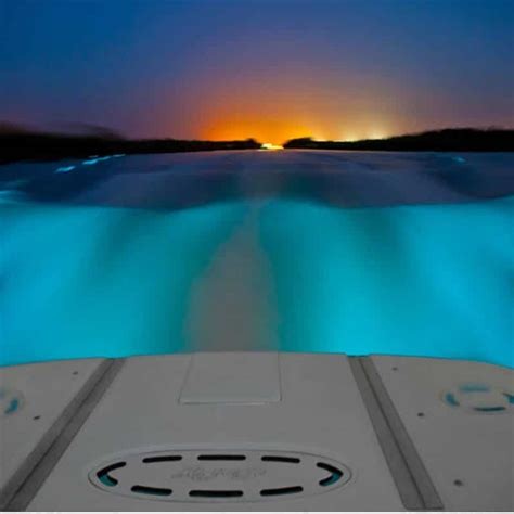 cost to install underwater boat lights led underwater boat lights the ultimate in lighting
