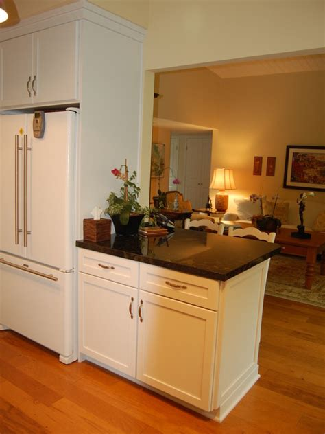 expanding a galley kitchen property sale