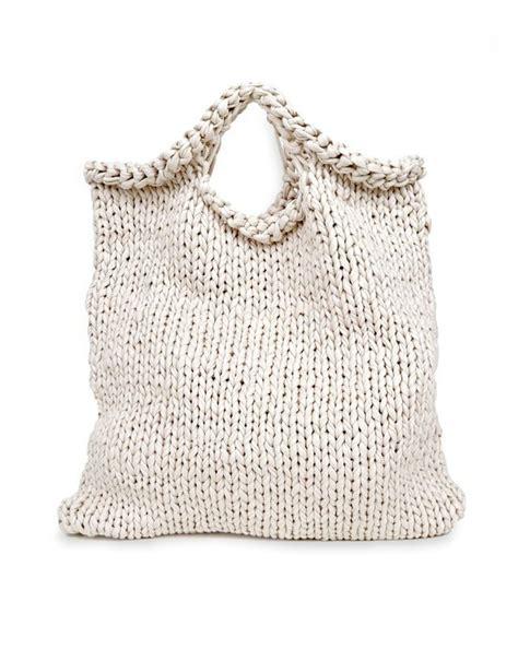 knitted bag kits best 25 knitting kits ideas on diy