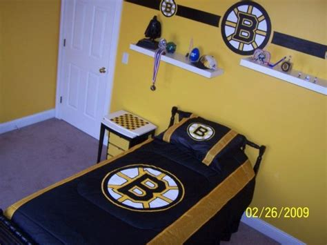boston bruins home decor 68 best kids room decor images on pinterest
