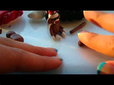 youtube tutorial polymer clay polymer clay tutorial sock monkey youtube
